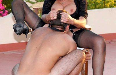 Domination au Tel Rose avec Maitresse Amanda